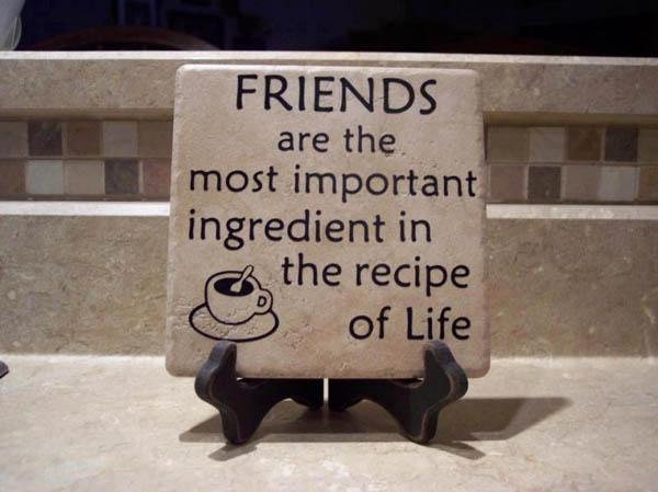 friendship love extraordinary importance