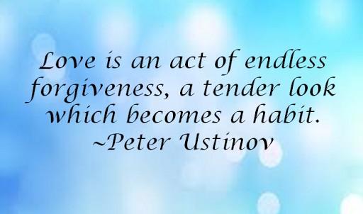 ShareForgiveness Love Quotes