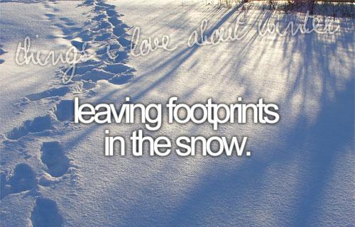 I Love Snow Quotes. QuotesGram