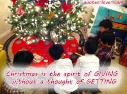 Christmas-is-the-spirit-of-GIVING-without-a-thought-of-GETTING