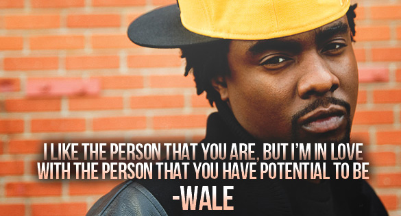 wale ambitious girl quotes - photo #20