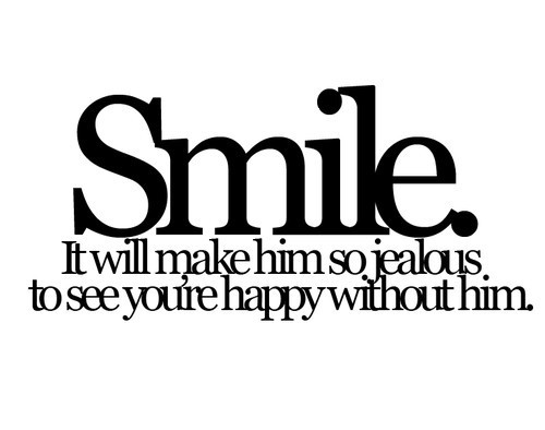 Sad Love Quotes About Jealousy : ... Picture Quotes , Jealous Picture Quotes , Smile Picture Quotes
