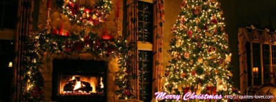 Facebook cover - Merry Christmas