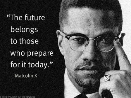 The future belongs to those who prepare for it today.