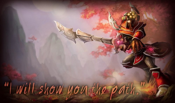 I will show you the path.