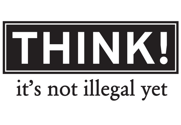 Think it's not illegal yet.
