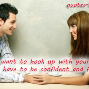 hook up with friends crush