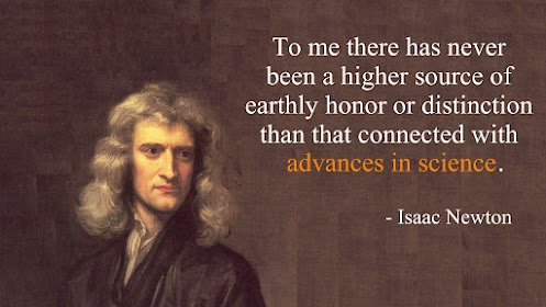 To me there has never been a higher source of earthly honor or distinction than that connected with advances in science